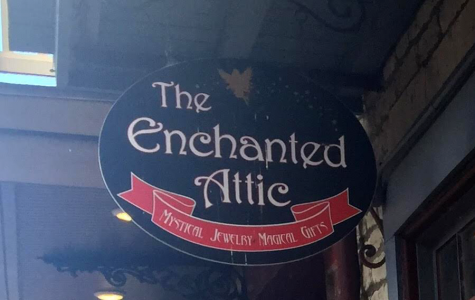 The History of The Enchanted Attic