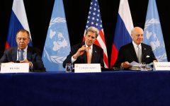 The International Corner: Syrian Ceasefire