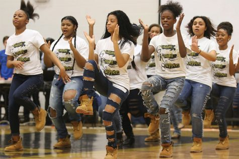 Step Team Hopes for More Funding