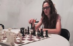Madeline DeGraw was a Chess Apprentice Under Grandmaster, Ben Finegold
