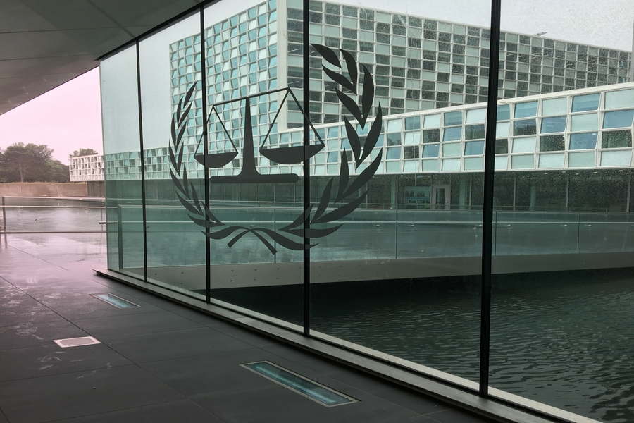 The International Criminal Court in The Hague, Netherlands (Photo by Christopher St. Aubin)