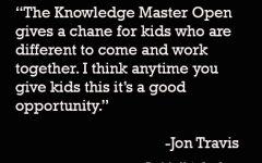 Online Knowledge Master's Open on Dec. 7