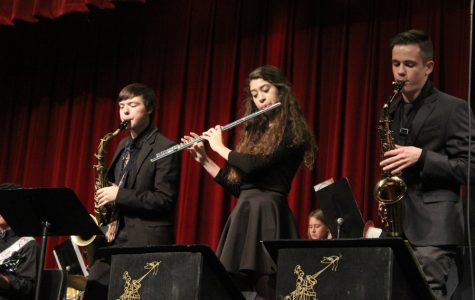 [Photo Gallery] 11/22 Jazz Band Concert