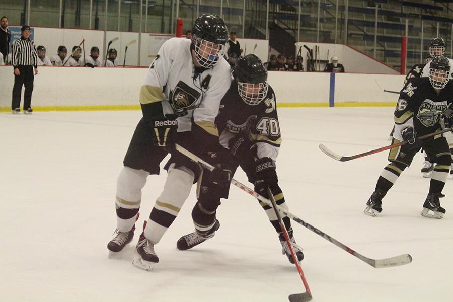1/9 Varsity Hockey vs. FZE [Photo Gallery]