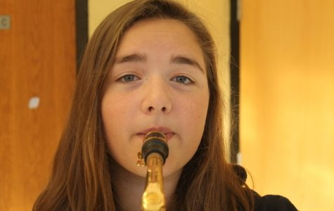 Emily Hardin Prepares for Band Director Career