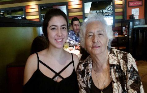 Estefania Cruz-Casillo Visits Family in Puerto Rico