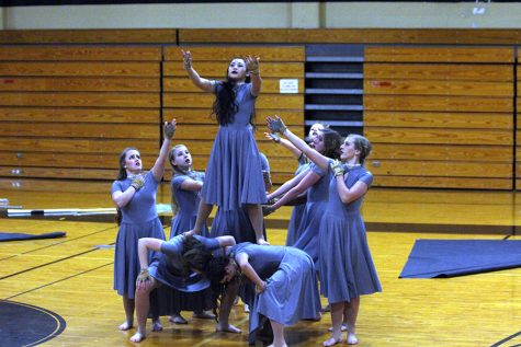 Winter Guard recap WGI Indianapolis regionals