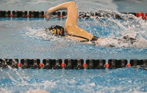 Girls Swimming and Diving Blow Through GAC Championships