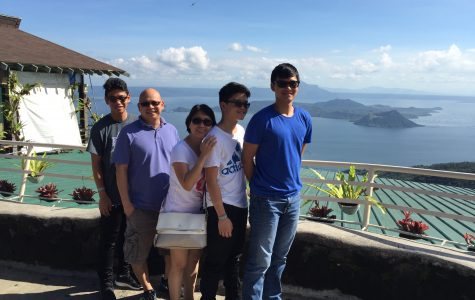 Alega Family Travels to Philippines to Visit Relatives