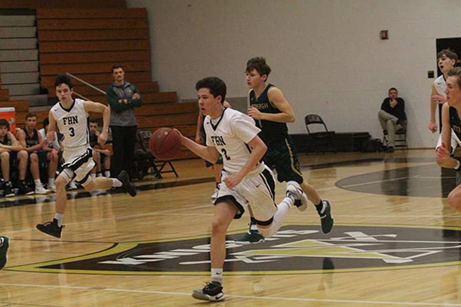 2/1 JV Boys Basketball vs. Lindbergh [Photo Gallery]