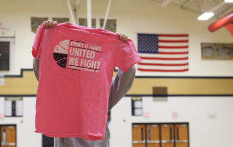 FHN Basketball Players Prepare for Annual Pink Ribbon Game
