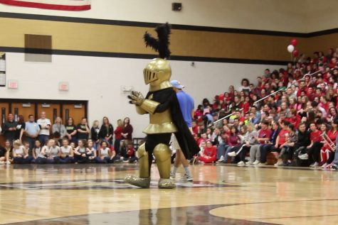 FHN Snowcoming Pep Assembly 2017 Recap