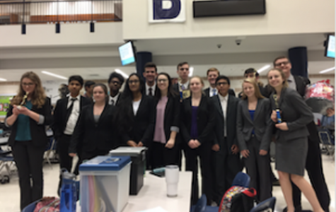 Speech and Debate Wins Multiple Events at Marquette Invite