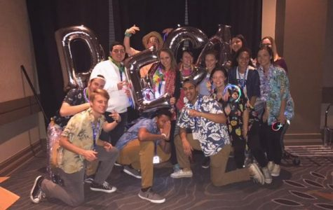 Ten DECA Members Qualify For Nationals
