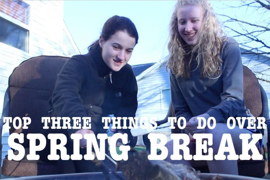 Three Things You Can Do Over Spring Break