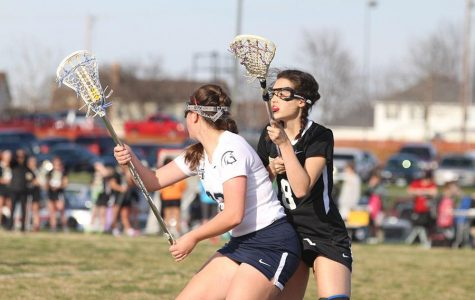 Girls Lacrosse: Stepping Up Their Game