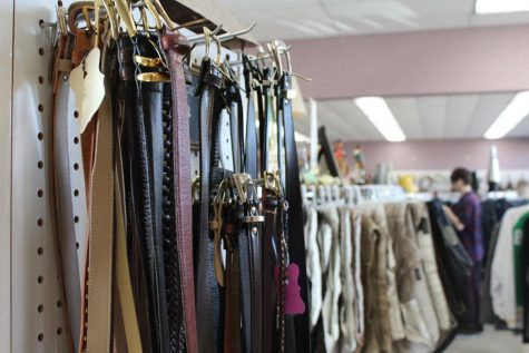Thrift Store Gives Proceeds to Christian Missionaries