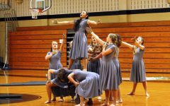 News Briefs: Winter Guard, Student Choice Awards, Band Competition