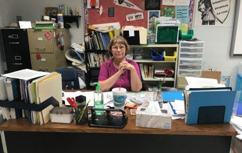 History Teacher Sue Clark is Retiring This Year