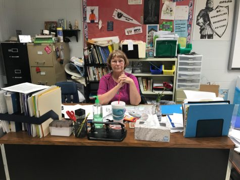 History Teacher Sue Clark is Retiring This Year