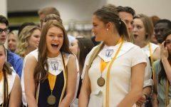 Seniors Honored at Awards Night [Story+Photo Gallery]