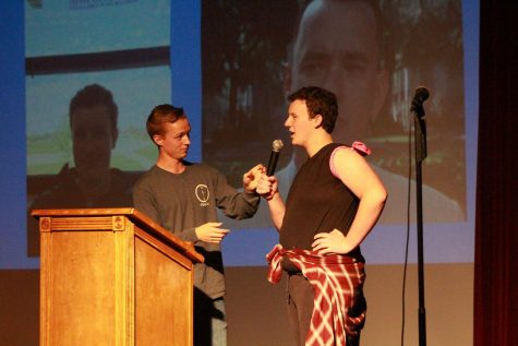 [Photo Story] Students Compete in Mr. FHN Pageant