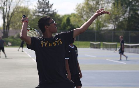 Varsity Boys Tennis to Compete in GAC Tournament