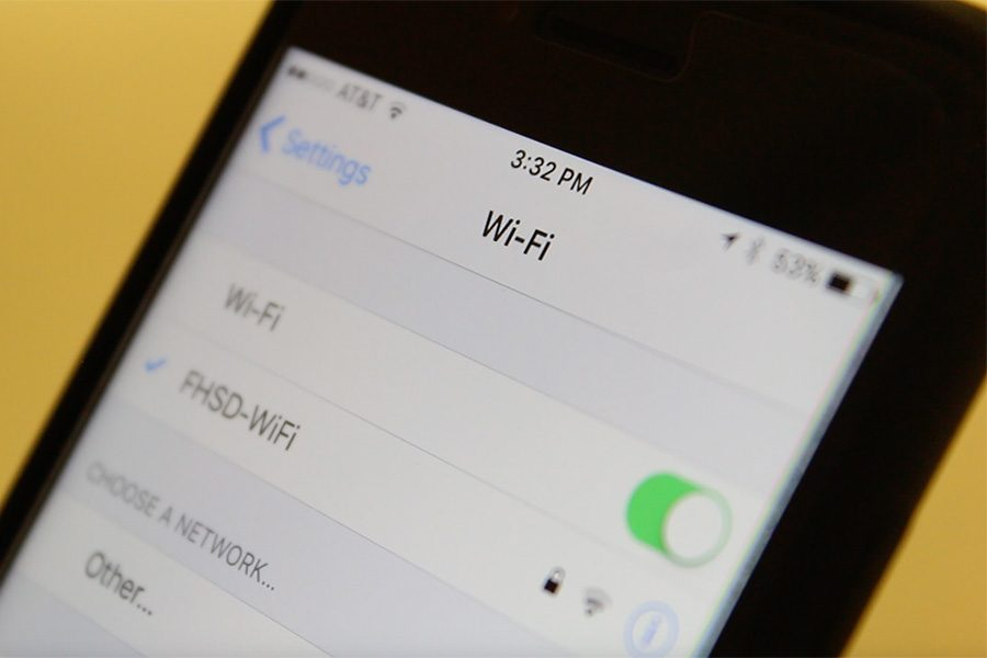 How the School Wifi Affects Students