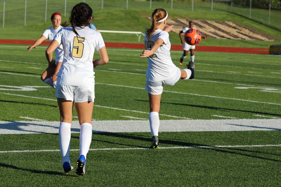 4/7 Varsity Girls Soccer v. SCHS [Photo Gallery]