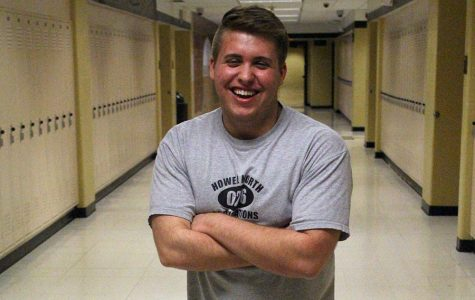 Senior Chase Meyer Scores All-State Journalism Team Spot