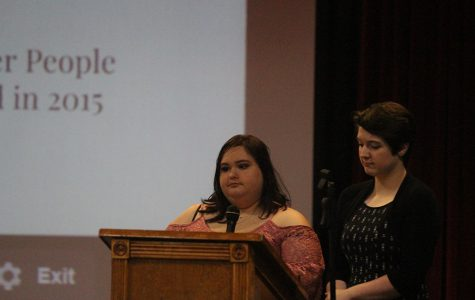 5/2 GSA Hosts Assembly in the Auditorium [Photo Gallery]