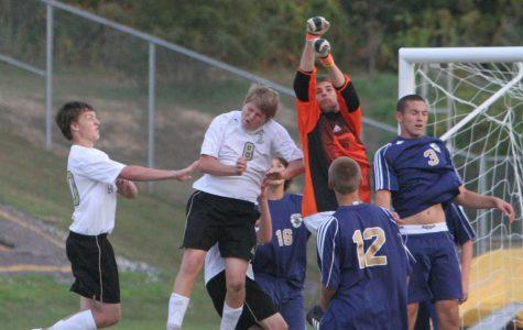 10/12 JV Soccer v. Holt