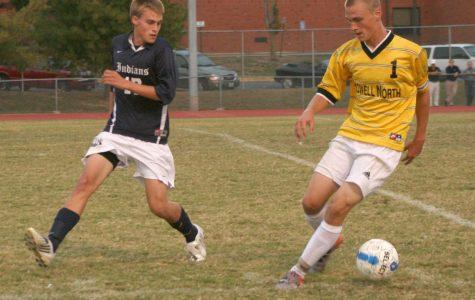 10/12 Varsity Soccer v. Holt
