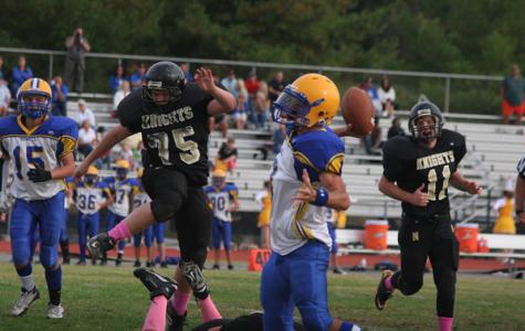 10/25 Freshmen Football v. Howell