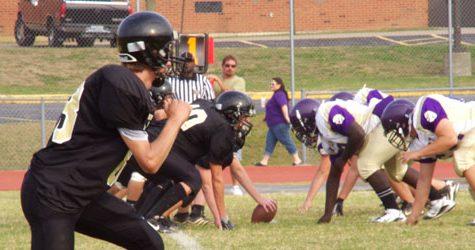 10/11 Freshmen Football v. Troy