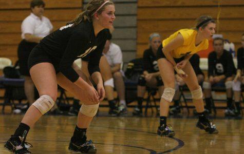 10/7 Varsity Volleyball v. Howell