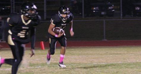 10/15 Pink Ribbon Varsity Football game v. Pattonville