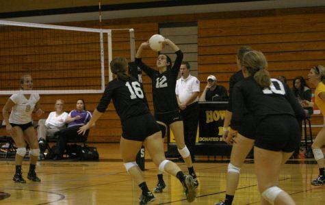 10/5 Varsity Volleyball v. FZW