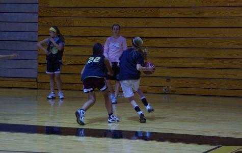 11/8 Girl's Basketball Tryouts