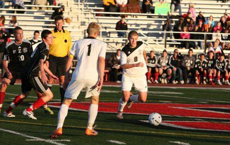 Varsity soccer kicks off season against Warrenton
