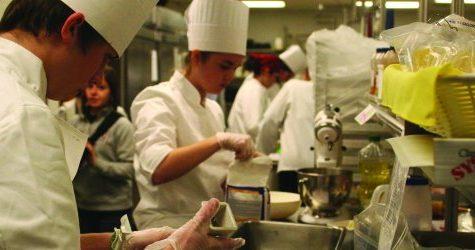 Iron Chefs prepare for competition