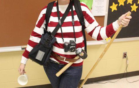 DECA Spirit Week: Where's Waldo Day