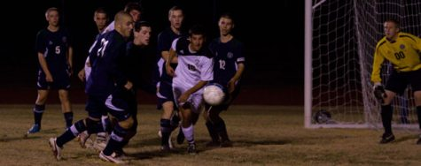 Varsity Soccer Sectionals game