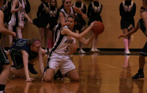 1/7 JV Girls Basketball Pink Ribbon game v. Timberland Photo Gallery