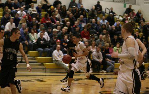 2/25 Varsity Boy's Basketball Districts v. FZN Photo Gallery