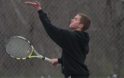 3/29 Boys Tennis v. Pattonville Photo Gallery