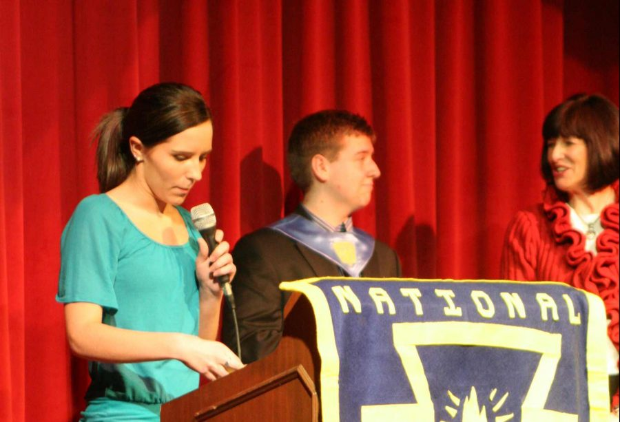 Watch the FHN National Honor Society Induction Ceremony