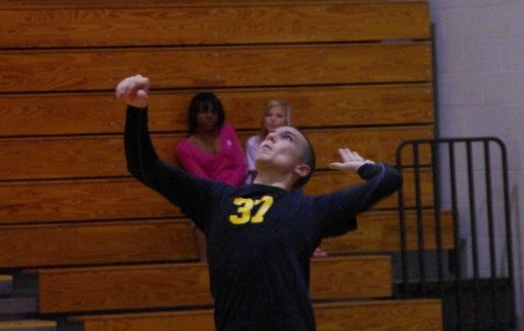 4/14 Freshmen Boy's Volleyball v. FHC Photo Gallery