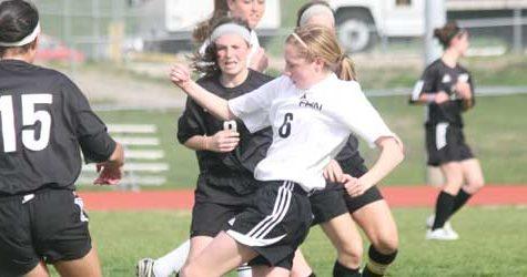 4/6 Freshmen Girl's Soccer v. FZW Photo Gallery