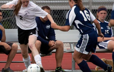 5/18 Varsity Girls Soccer v. Central Photo Gallery